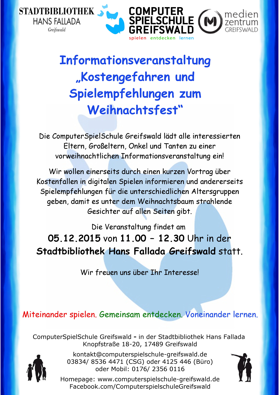 greifswald veranstaltungen 2017